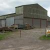 Farm building near Canon Frome