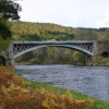 Bridge over the River Spey at Carron