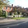 Houses in Castle Grove Road, Chobham