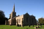 St.Mary's church, Hainton, Lincs.