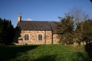 St.Peter's church, Sotby, Lincs.