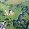 River Eamont at Brougham Castle, Cumbria
