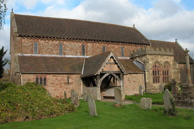 Holy Trinity Church, Bosbury