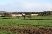 Kentisbeare: Aller Home Farm