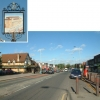 Downham Way & the Downham Tavern, BR1