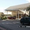 Entrance to Eye Unit at Southampton General Hospital