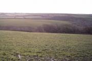 Looking towards Cornwall
