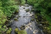 The River Greta at Brignall Banks