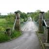 Whorlton Suspension Bridge