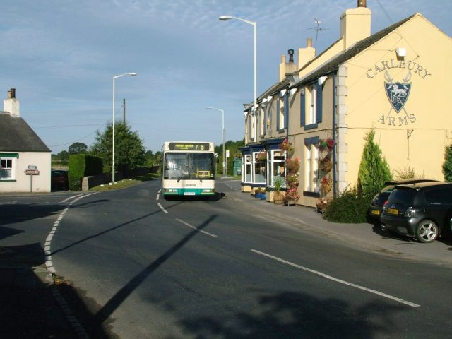 Carlbury Arms, Piercebridge