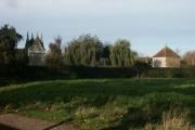 Gabled buildings, Bawburgh
