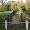 Disused canal at Cerney Wick