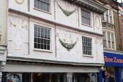 Old shop in Week Street, Maidstone