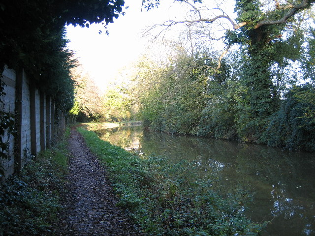 Oxford Canal looking north east