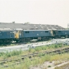 Crewe Electric Loco Depot