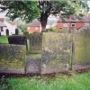 Gravestones at Shepshed
