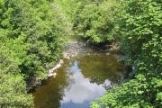 River Ardle at Bridge of Cally