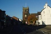 Holmes Chapel church
