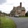 Cloverley Hall Entrance House