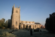 All Saints' church, Beckingham, Lincs.