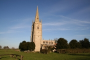 St.Andrew's church, Asgarby, Lincs.
