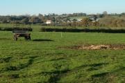 Towards Ben Ash Farm, Walton
