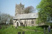 Newton St Petrock Church