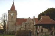 St Pauls church, Filleigh
