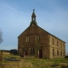 St Thomas Friarmere church above Delph