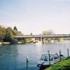 River Thames - Bourne End railway bridge