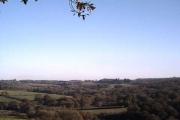 Farmland near Bondleigh Wood Farm