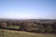 Farmland near Taw Green