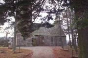 Church just outside Tarfside