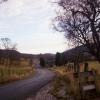The Road in Glen Esk
