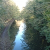 Grand Union Canal, Tring Station : View ESE from road bridge