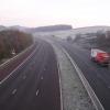M6 Motorway near Goose Green