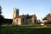 St.Winifred's church, Stainton
