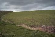 Farmland on Pickwell Down