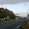 A77 with average speed cameras