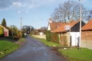 Radwell village