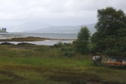 Sound of Mull From Salen