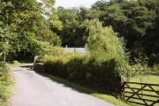 Stawley: near Stawley Mill