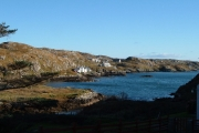 South Harbour at Scalpay