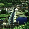 Severn Bridge at Bridgnorth.
