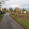 Road to Linton on Linton Hill