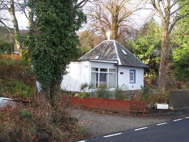 Gare Loch, Glengair Lodge