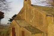 St Michael's Church, Mosser, porch and belfry