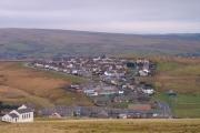 Fochrhiw Village and school