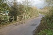 Greendale Bridge, Woodbury Salterton