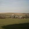 Farmland and North Buckland